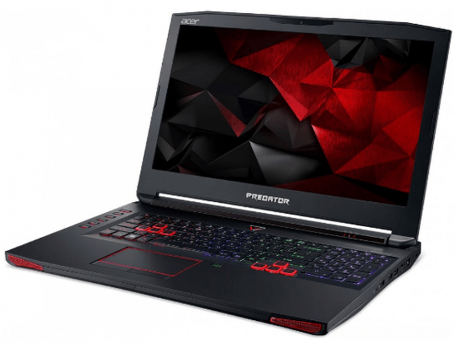 Acer Predator 17 X 4K