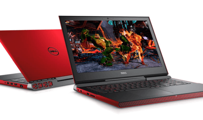 Dell Inspiron 15 (7000) Gaming Black