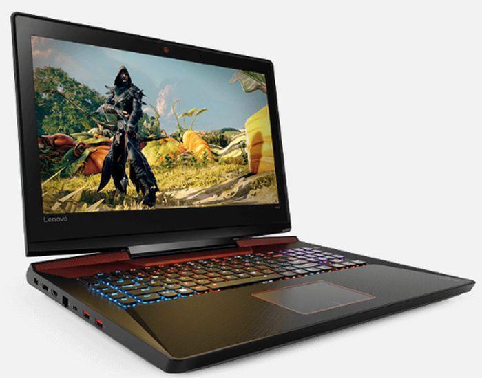Lenovo IdeaPad Y910-17ISK Gaming Black