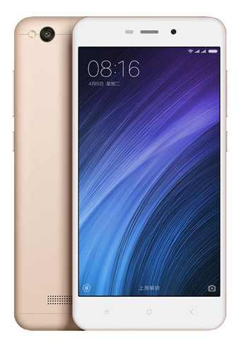 Xiaomi Redmi 4A 2GB 16GB CZ LTE Dual SIM zlatý
