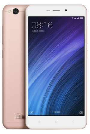 Xiaomi Redmi 4A 2GB/32GB CZ LTE Dual SIM zlatý