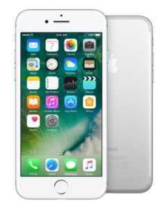 Apple iPhone 7 256GB stříbrný