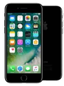 Apple iPhone 7 256GB temně černý