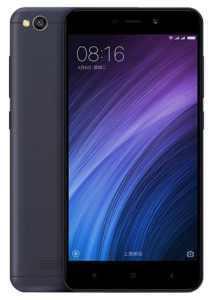 Xiaomi Redmi 4A 2GB 32GB CZ LTE Dual SIM šedý