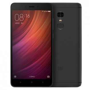 Xiaomi Redmi Note 4 4GB 64GB LTE Dual SIM černý
