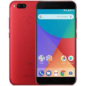 Xiaomi Mi A1 4GB/64GB Dual SIM CZ LTE červený