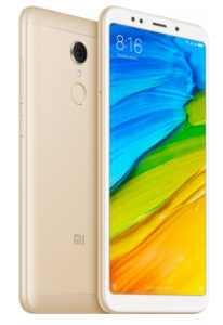 Xiaomi Redmi 5 16 GB Dual SIM LTE zlatá
