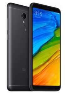 Xiaomi Redmi 5 32 GB Dual SIM LTE černá