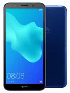 Huawei Y5 2018 16GB Dual SIM modrý