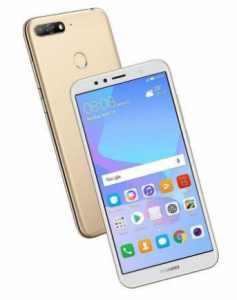 Huawei Y6 Prime 2018 Dual SIM zlatý