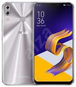 ASUS Zenfone 5z 256GB ZS620KL Stříbrný