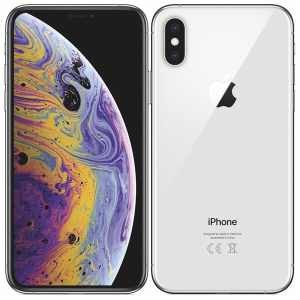 Apple iPhone Xs 256 GB - silver