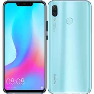 HUAWEI Nova 3 4GB 128GB Dual SIM Airy Blue