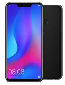 HUAWEI Nova 3 4GB 128GB Dual SIM Black