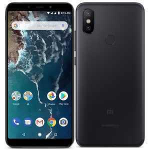 Xiaomi Mi A2 4GB 32GB LTE Dual SIM Černý