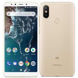 Xiaomi Mi A2 4GB 32GB LTE Dual SIM Zlatý