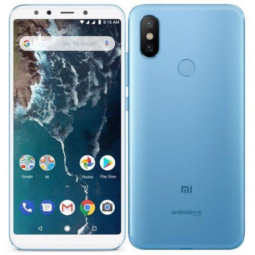 Xiaomi Mi A2 4GB 64GB LTE Dual SIM Modrý