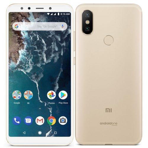 Xiaomi Mi A2 4GB 64GB LTE Dual SIM Zlatý