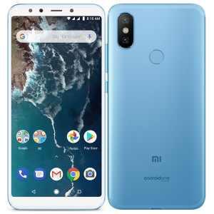 Xiaomi Mi A2 6GB 128GB LTE Dual SIM Modrý