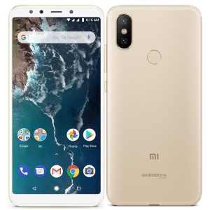 Xiaomi Mi A2 6GB 128GB LTE Dual SIM Zlatý