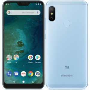 Xiaomi Mi A2 Lite 3GB 32GB LTE Modrý