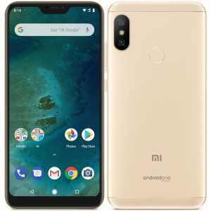 Xiaomi Mi A2 Lite 3GB 32GB LTE Zlatý