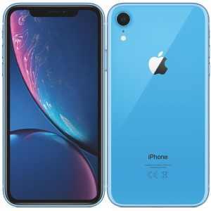Apple iPhone XR 256GB Modrý