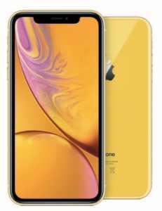 Apple iPhone XR 64GB Žlutý