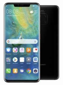 Huawei Mate 20 Pro 6GB/128GB Dual SIM Černý