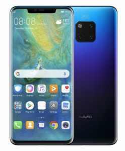 Huawei Mate 20 Pro 6GB/128GB Dual SIM Fialový