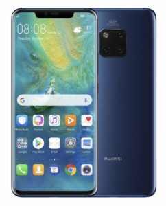 Huawei Mate 20 Pro 6GB/128GB Modrý