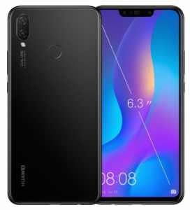 Huawei nova 3i 4GB/128GB Černý