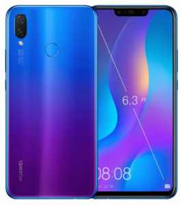 Huawei nova 3i 4GB/128GB Fialový