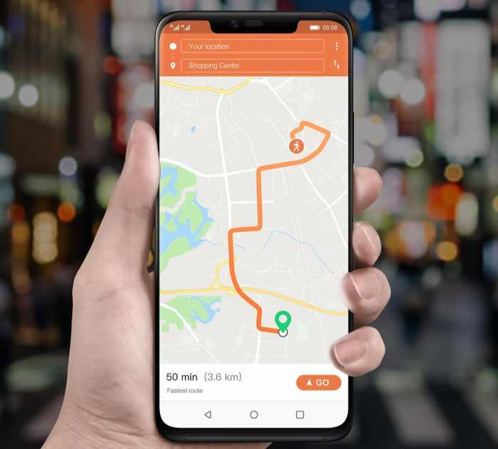 Přesná GPS