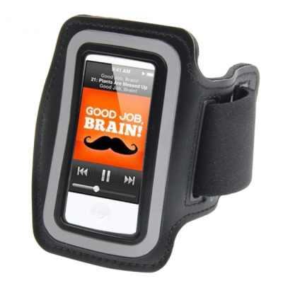 Sportovní pouzdro s reflexním pruhem pro iPod nano 7.gen