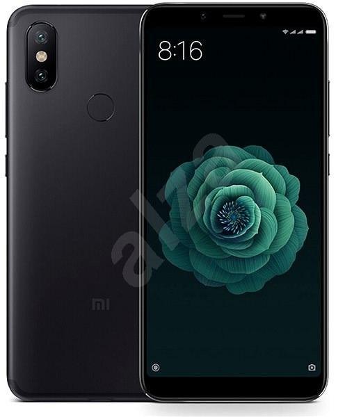 Xiaomi Mi A2 64GB LTE Černý