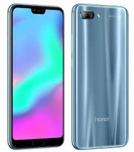 Honor 10 4GB/64GB Dual SIM Zelený