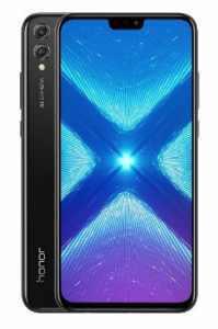 Honor 8X 4GB/128GB Dual SIM Černá