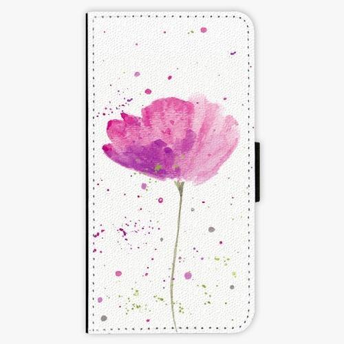 Flipové Pouzdro ISaprio - Poppies - Huawei Honor 10