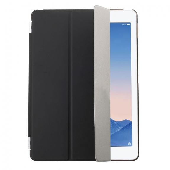 Plastové pouzdro Smart Cover pro Apple iPad Air 2 - černé