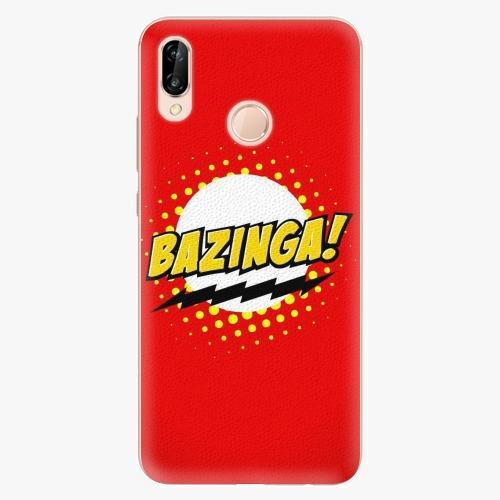 Plastový kryt iSaprio - Bazinga 01 - Huawei P20 Lite