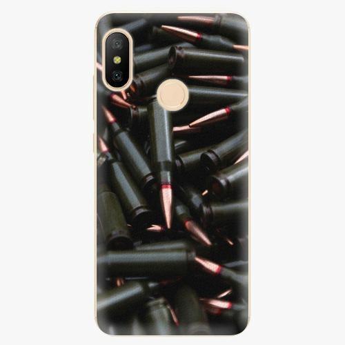 Plastový kryt iSaprio - Black Bullet - Xiaomi Mi A2 Lite