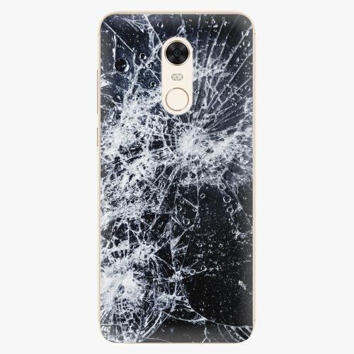 Plastový kryt iSaprio - Cracked - Xiaomi Redmi 5 Plus