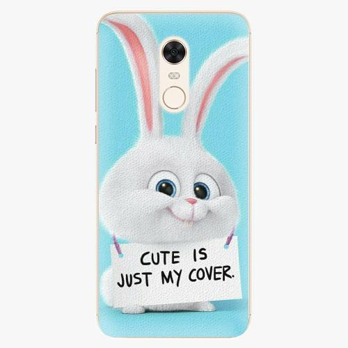 Plastový kryt iSaprio - My Cover - Xiaomi Redmi 5 Plus