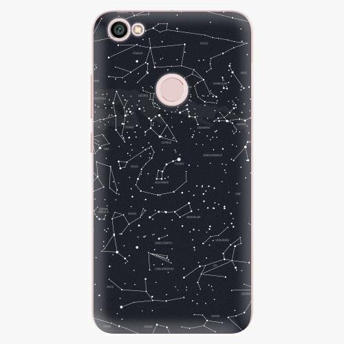 Plastový kryt iSaprio - Night Sky 01 - Xiaomi Redmi Note 5A / 5A Prime