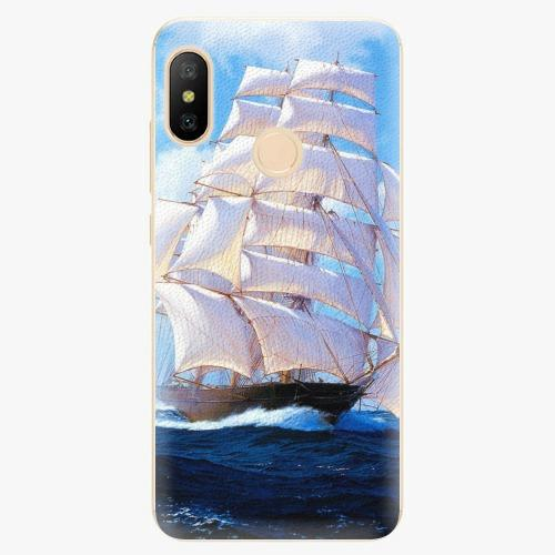 Plastový kryt iSaprio - Sailing Boat - Xiaomi Mi A2 Lite