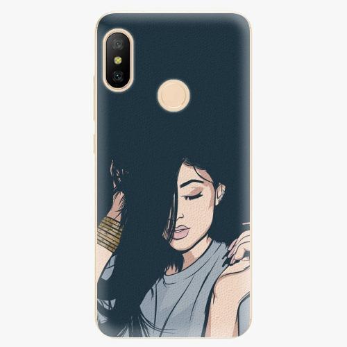 Plastový kryt iSaprio - Swag Girl - Xiaomi Mi A2 Lite