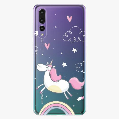 Plastový kryt iSaprio - Unicorn 01 - Huawei P20 Pro