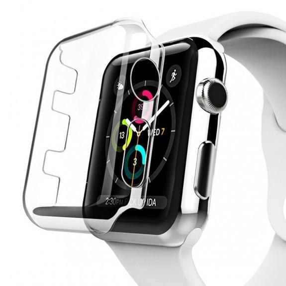 Pouzdro pro Apple Watch s ochranou displeje - 42mm - 3. generace