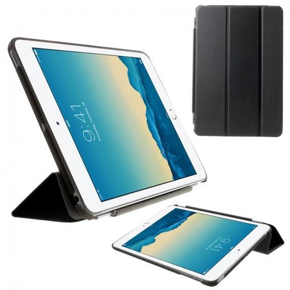 Smart Cover kryt / pouzdro pro Apple iPad mini 1. / 2. / 3. gen. - černé